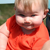 This was taken during our horse and buggy ride... She seemed to like it!