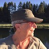 On the river south of Bend, Oregon, July 2016