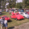 At the James Dean Car Show, Indiana, '02