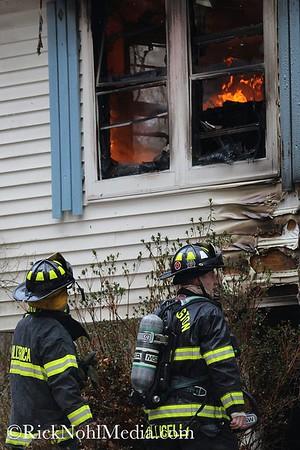 2 Alarm Structure Fire - 13 Georgiana Rd, Billerica, MA - 1/19/17