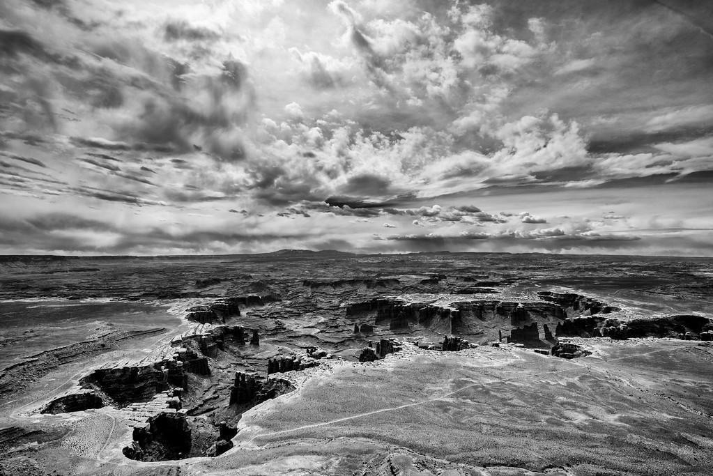 White Rim Overlook, Island in the Sky-Canyonalnds NP, Utah-1