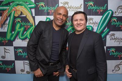 Rick Solo e Giovani - Tropical Cafe