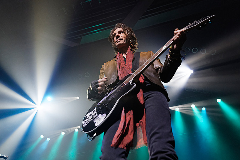 . Rick Springfield live at The Soundboard Theatre_12-29-2017.  Photo credit: Ken Settle