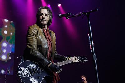 Rick Springfield live at The Soundboard Theatre_12-29-2017.  Photo credit: Ken Settle