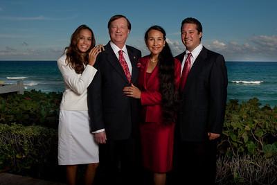 Case Family Portraits