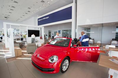 Rick Case Weston Volkswagen Grand Opening