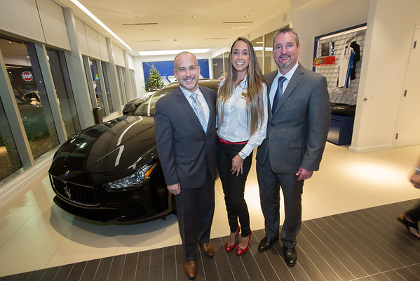 Rick Case Maserati >> December 15th 2015 Rick Case Maserati Ribbon Cutting Stolpe