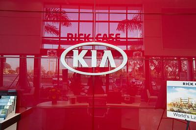 Rick Case KIA Sunrise Grand Opening Celebration