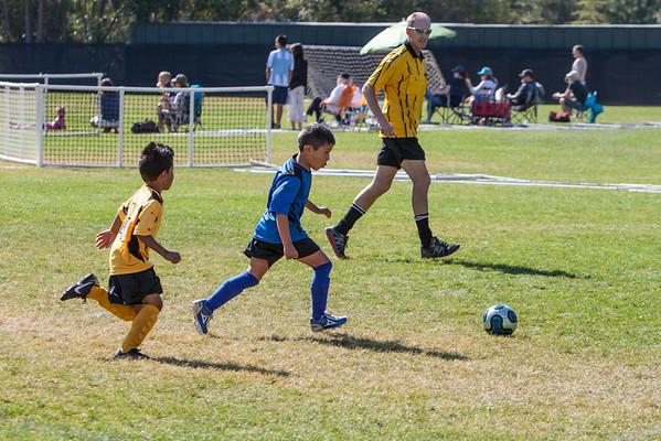 2013 Blue Angels Soccer