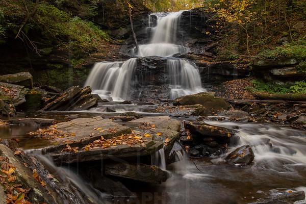 Tuscarora Falls-DSC_7546