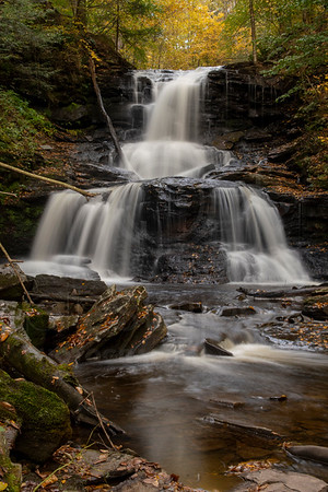 Tuscarora Falls-DSC_7538