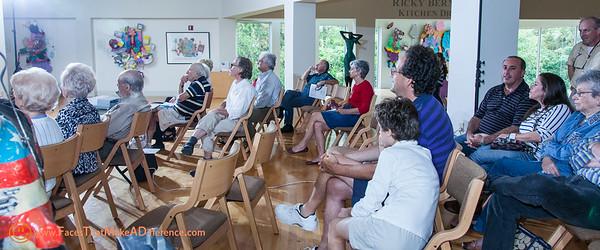 Ricky Bernstein artist presentation