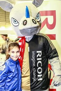 Ricoh HK Maskot
