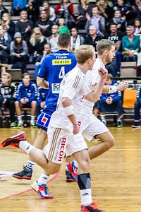 Ricoh HK vs Redbergslid IK