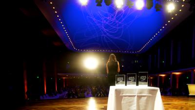Rid Innovationskongress 2013 | Durch den Abend führt Alexandra Polzin