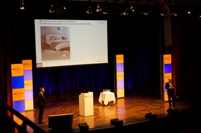 Innovationen in der Finanzierung, Kundenberatung und Sortiment | Moderation: Joachim Stumpf, BBE-Handelsberatung | Prof. Dr. Klaus Gutknecht, elaboratum