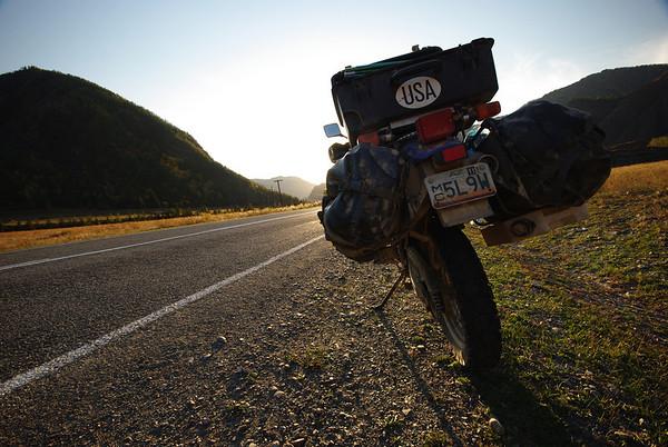 Ride Around The Planet
