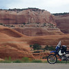 Short break outside of Moab, Utah