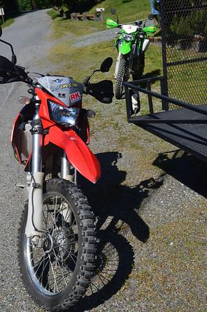 ride Illabot/Sauk Mt 5-8-18
