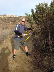2014 12-7 Oaks trail maint 1