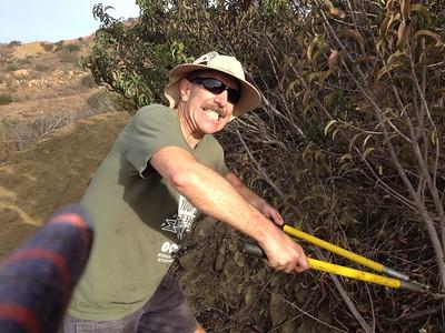 2014 12-7 Oaks trail maint 2