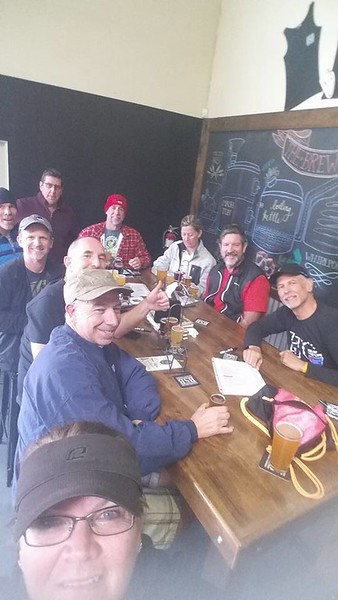2017 01-14 Fullerton loop & beer ride