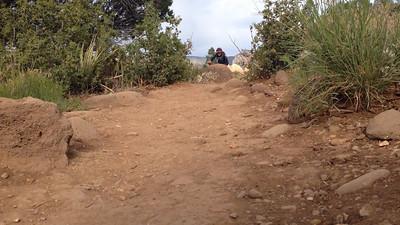 Gerry Climbing