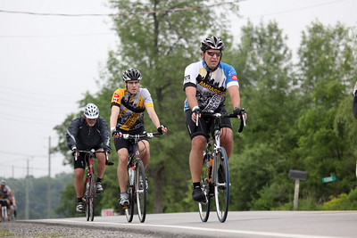 Tom. Photo provided courtesy of The Ride to Conquer Cancer photographers.