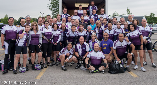 The Ride to Conquer Cancer 2015