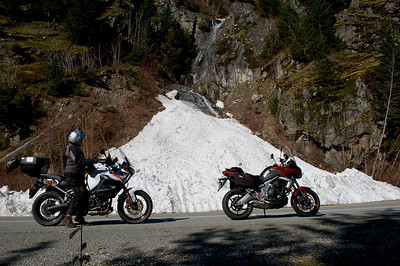 Ride to Ross lake 3-12-14