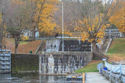 Flight Locks at Jones Falls