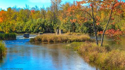 Rideau River,  near Upper Nicholsons