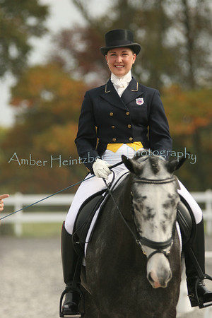 Tiana Coudray and Ringwood Magister at Fair Hill 2008