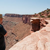The next 16 images are taken along the trails leading out to the end of the overlook on the north end of Canyonlands.