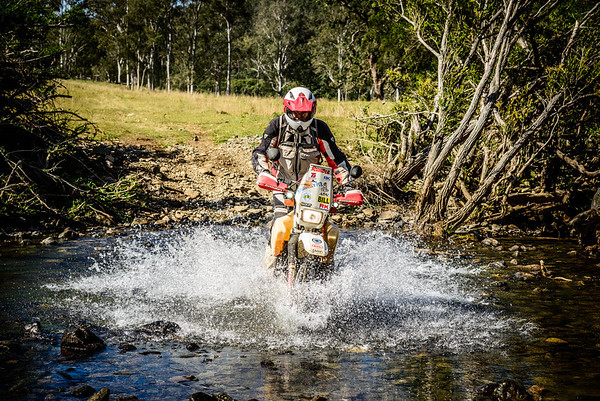 2013 Tony Kirby Memorial Ride - Queensland-22