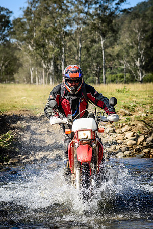2013 Tony Kirby Memorial Ride - Queensland-23