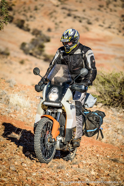 June 02, 2015 - Ride ADV - Finke Adventure Rider-75