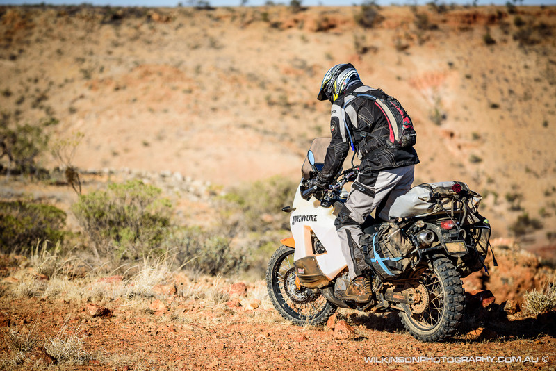 June 02, 2015 - Ride ADV - Finke Adventure Rider-70