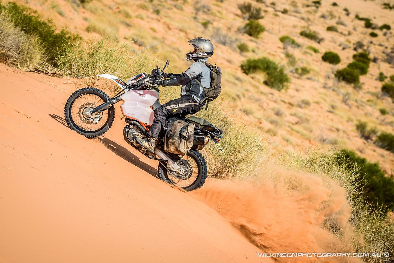 June 02, 2015 - Ride ADV - Finke Adventure Rider-250