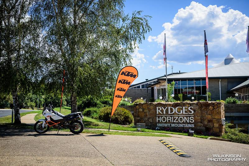 2016 KTM Adventure Rally-4