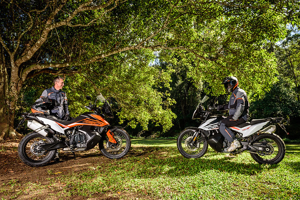 2019 KTM 790 Adventure Dealer Launch - Maleny (34)