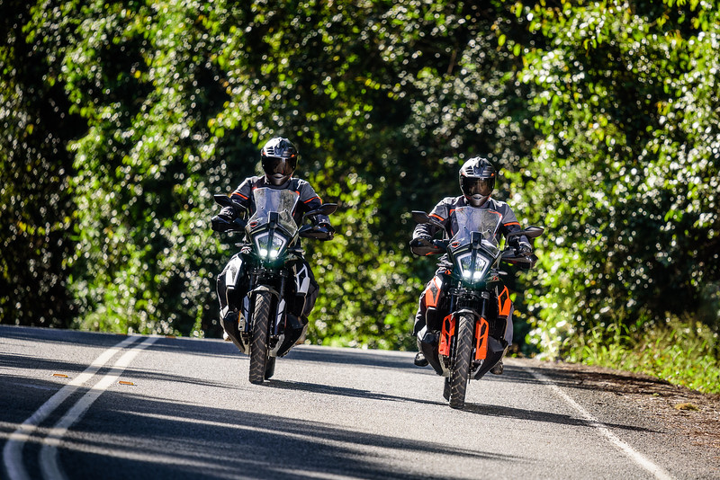 2019 KTM 790 Adventure Dealer Launch - Maleny (36)