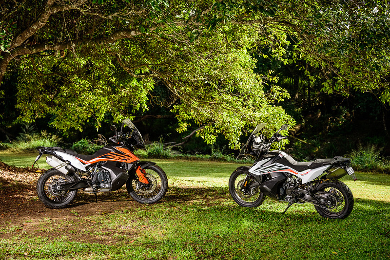2019 KTM 790 Adventure Dealer Launch - Maleny (8)