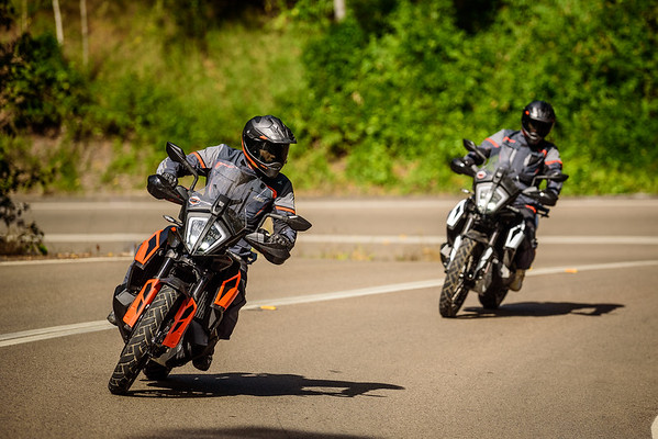 2019 KTM 790 Adventure Dealer Launch - Maleny (16)
