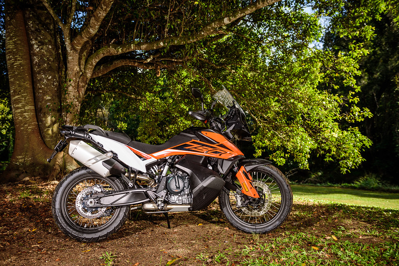 2019 KTM 790 Adventure Dealer Launch - Maleny (28)