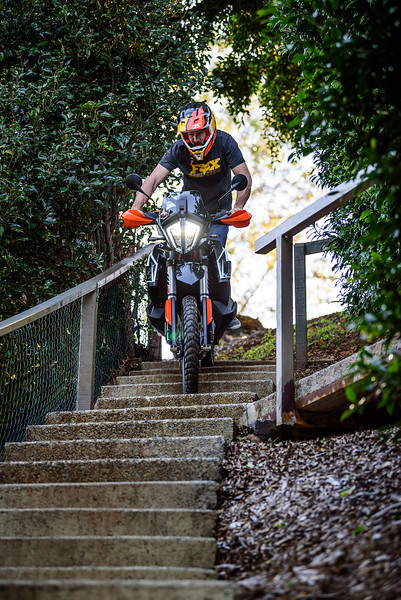 2019 KTM 790 Adventure Dealer Launch - Maleny (1)