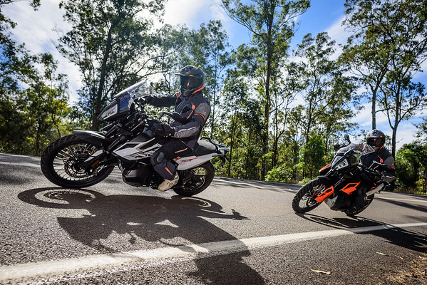 2019 KTM 790 Adventure Dealer Launch - Maleny (96)