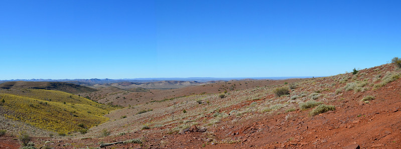 Panorama - Rocky Lookout