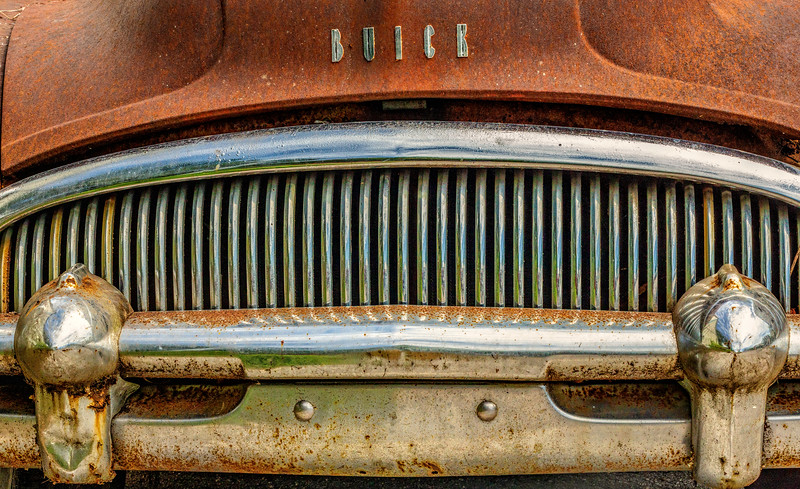Front Grill 1954 Buick