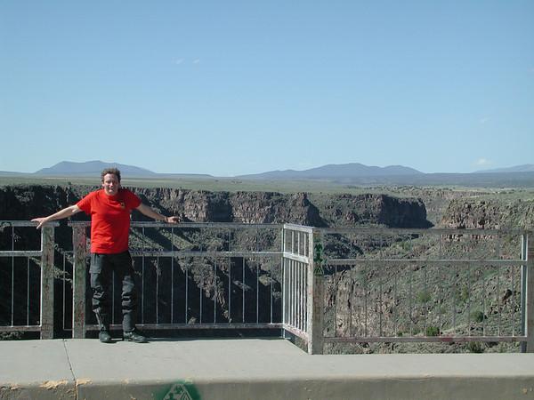 2008-06-07 Mora to Angel Fire to Taos Box Loop